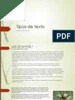 Tipos de texto 3rro.pptx