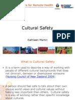 02 Cultural Safety K Martin