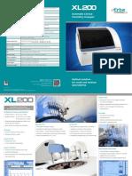 XL 200 en Catalogue en 2018