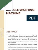 bicycle washing machine.pptx