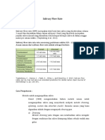 Salivary Flow Rate.doc