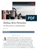 Www Foreignaffairs Com Reviews Review Essay 2019-02-12 Building Better Nationalism