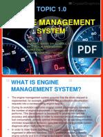 Chapter 1 Engine Management System