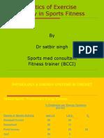 Exercise Physiology Lkw