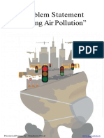 A Solution by StrataEnviro for RIsing Air Polution