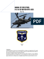 Manual de Vuelo, El Ka-50 Sin Volverte Loco