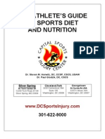 Athletes Guide to Sports Nutrition