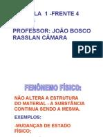 Física PPT - Aula 06 - Fenômenos