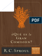 _Que Es La Gran Comision_ (Span - R.C. Sproul