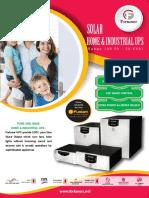 Protonix Fortuner Home & Industrial Inverters