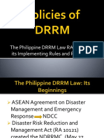 Disaster Preparedness the Roles of the State and the Citizens