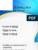 LOVE-IS-A-FALLACY.pptx