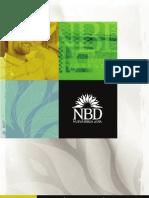 NBD (Nueva Biblia al Dia) folleto