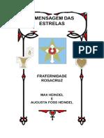 A Mensagem Das Estrelas-Max Heindel e Augusta Foss Heindel-1Parte-Astrologia Natal-Cap. I - A Evolucao Segundo o Zodiaco-P.1