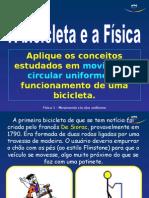 Física PPT - Bicicleta