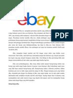 Perbedaaan Ebay Tokopedia