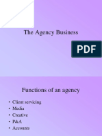 The Agency Business