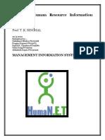 HRIS Project Report