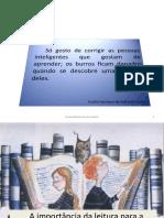 A Importância Da Leitura Para a Produção de Textos 2