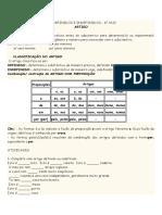 Portugues Lista