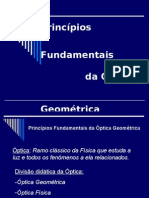 Física PPT - pticaprincpiosfundamentais