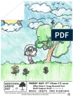 Newtown Arbor Day Poster Contest Winners