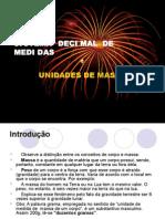 Física PPT - Sistema Decimal de Medidas