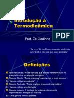 Física PPT - Termodinâmica 01