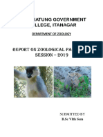 Report on Zoological Park Visit-2