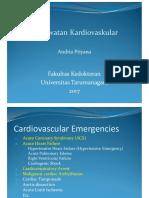Cardiovascular Emergencies - EMB 2017 - Dr Andria