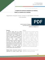 Organización de Mujeres de sectores populares en America Latina.pdf