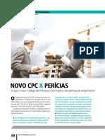 Novo CPC x Pericias