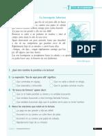 Fichas Comprensión COM 2P 2016