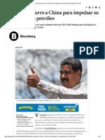 Venezuela Recurre a China Para Impulsar Su Producción de Petróleo _ Perfil