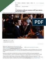 Elecciones Autonómicas 2019_ La Marcha de Garrido a Ciudadanos Pilla Por Sorpresa Al PP, Que Intenta Quitarle Importancia_ _Esto No Hace Daño_ _ España