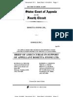 ACT et al Amicus Brief in Rosetta Stone v Google
