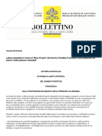 MOTU PROPIO . PROTECCION AL MENOR.pdf