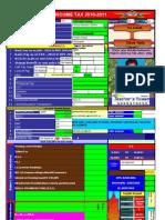Income Tax 2010-11 Version 11
