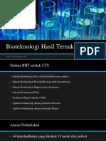 8. Bioteknologi Hasil Ternak