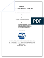 Report on tours and travels 7 th sem.docx