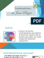 1. Constructivismo de Piaget