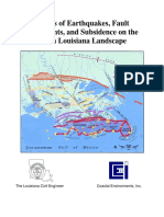 Effect of Earthquake Fault Movements and Subsidence.pdf