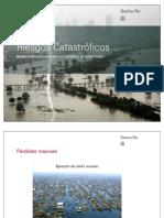 Riesgos Catastróficos - Bases Conceptuales de Los Modelos Catastróficos