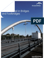 Stainless Steel in Bridges and Footbridges