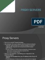 Proxy Server Ppt