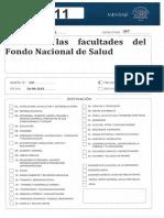 Proyecto de Ley Fonasa 2019