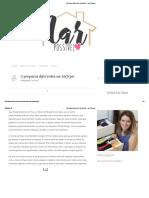 5 Preparos Diferentes Na Airfryer - Lar Possí_vel