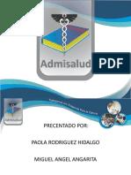 Diapositivas Standar Admisalud