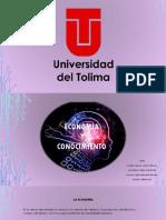 Economia y Conocimiento Ut