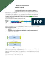 PRB Resouce Utilization Counter Calculation